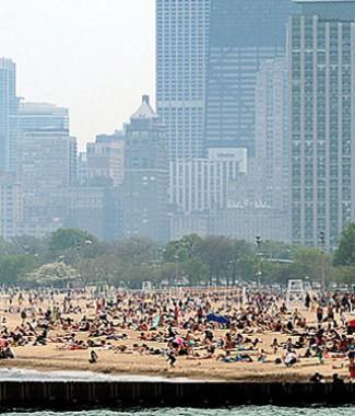 Chicago Beach Heat 340 x 385