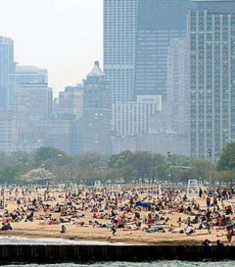 Chicago Beach Heat 340 x 385
